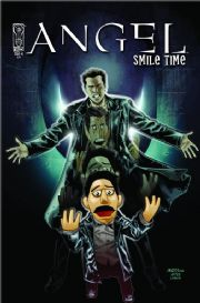 Angel Smile Time #1 Cover A (2008) IDW Publishing comic book